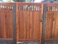 custom gates, san ramon redwood fences, pleasanton decks, repairs